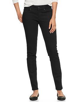 1969 always skinny black jeans - black